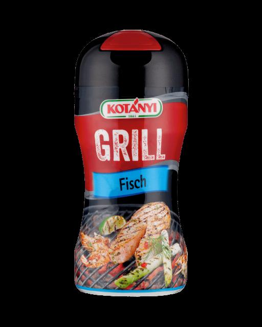 Kotányi Grill Fisch Grillgewuerz in der 80g Streudose