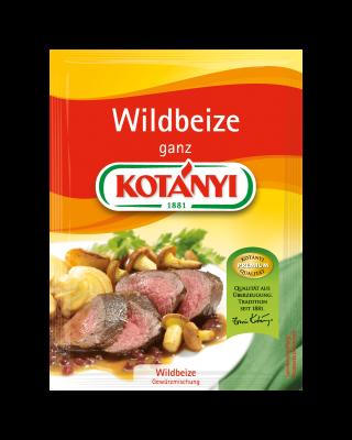 Kotányi Wildbeize im Brief