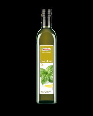 Kotányi Gourmet Basilikum Öl in der 500ml Flasche