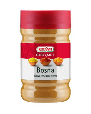 Kotányi Gourmet Bosna Gewürzzubereitung in der 1200ccm Dose