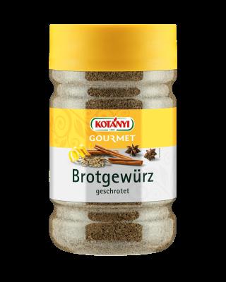 Kotányi Gourmet Brotgewürz geschrotet in der 1200ccm Dose
