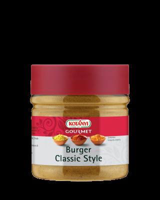 Kotányi Gourmet Burger Classic Style in der 400ccm Dose