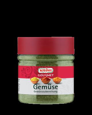 Kotányi Gourmet Gemüse Gewürzzubereitung in der 400ccm Dose