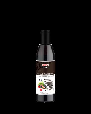 Kotányi Gourmet Glace Waldbeere in der 250ml Flasche