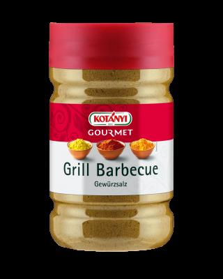 Kotányi Gourmet Grill Barbecue Gewürzsalz in der 1200ccm Dose