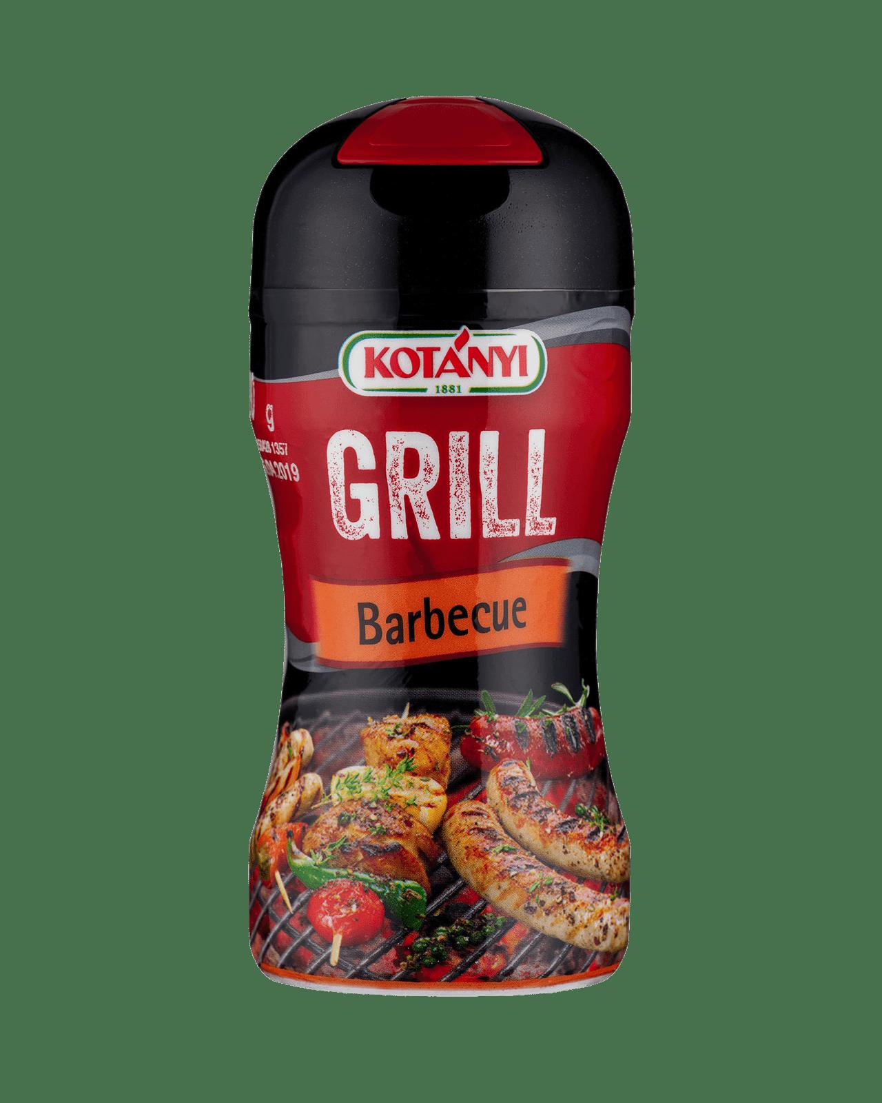 Kotányi Grill Barbecue Grillgewuerz in der Streudose