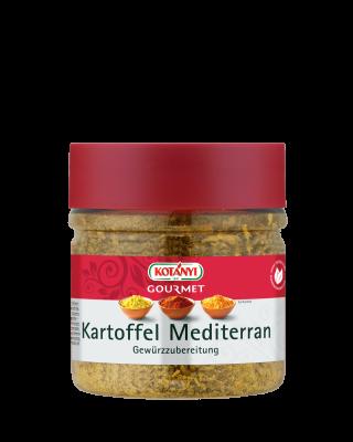 Kotányi Gourmet Kartoffel Mediterran Gewürzzubereitung in der 400ccm Dose
