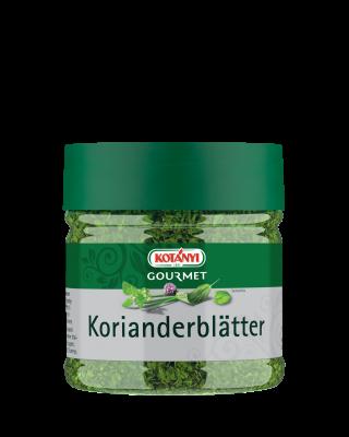 Kotányi Gourmet Korianderblätter in der 400ccm Dose
