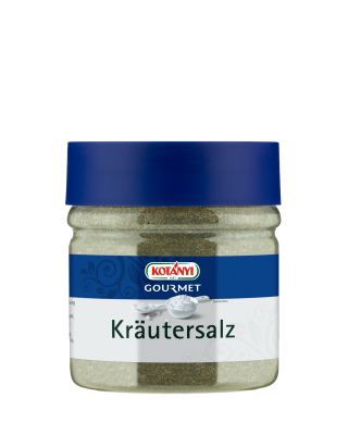 Kotányi Gourmet Kräutersalz in der 400ccm Dose