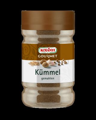Kotányi Gourmet Kümmel gemahlen in der 1200ccm Dose