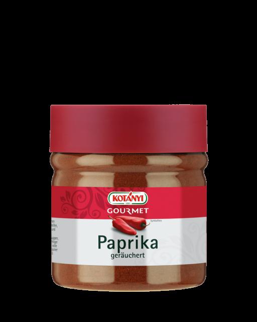 Kotányi Gourmet Paprika geräuchert in der 400ccm Dose