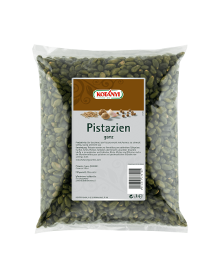 Kotányi Gourmet Pistazien ganz im 1kg Beutel