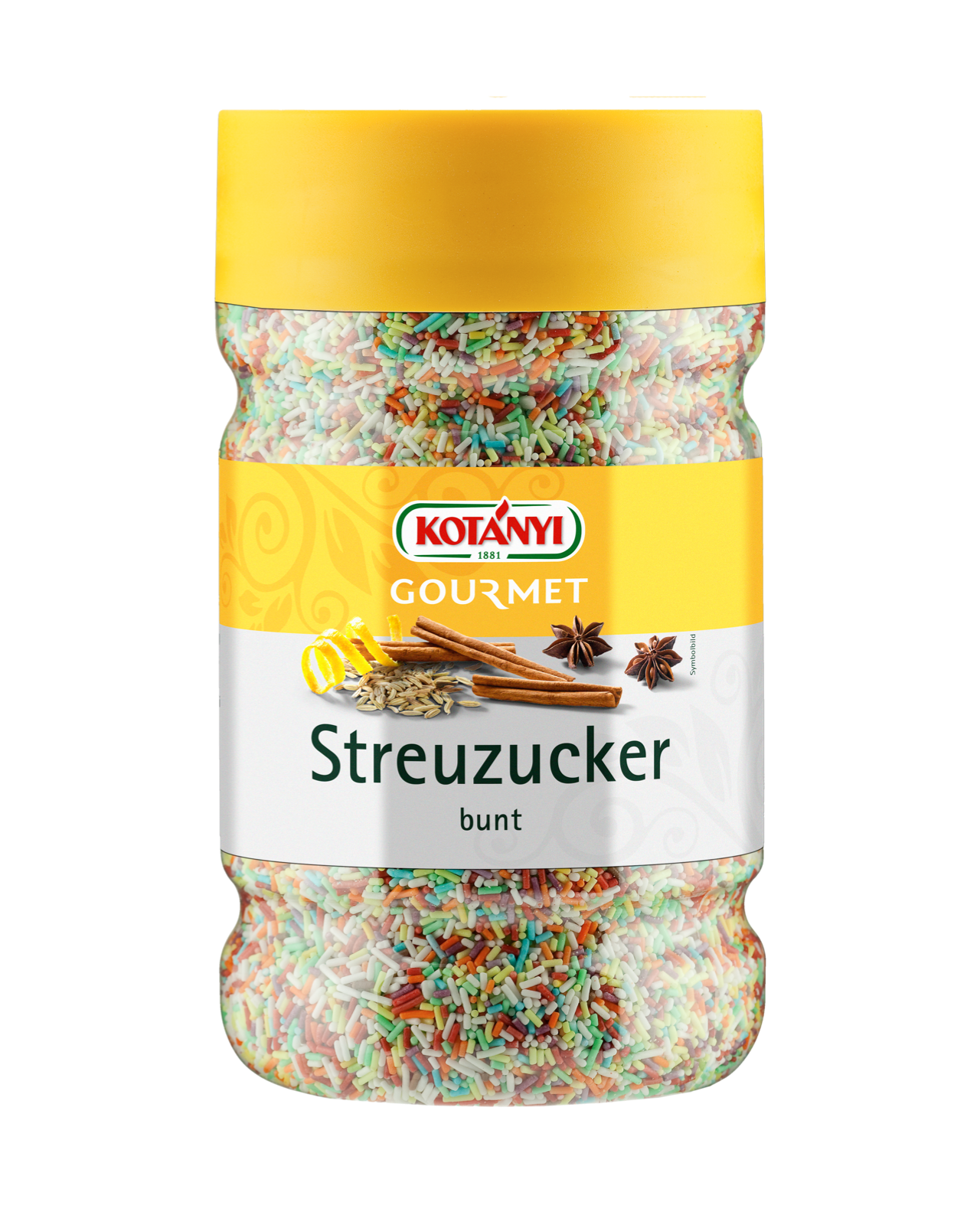 Streuzucker