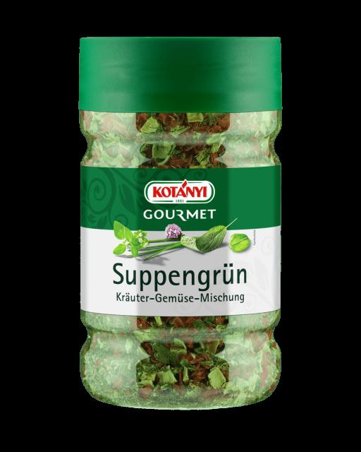 Kotányi Gourmet Suppengrün in der 1200ccm Dose