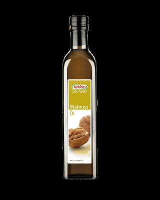 Kotányi Gourmet Walnuss Öl in der 500ml Flasche