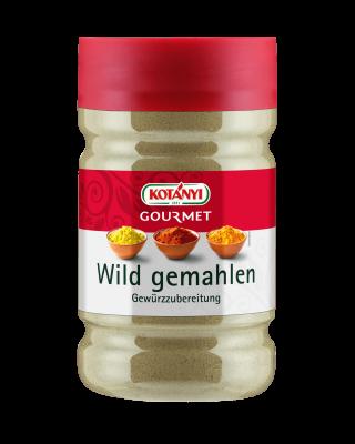 Kotányi Gourmet Wild Gewürzzubereitung gemahlen in der 1200ccm Dose