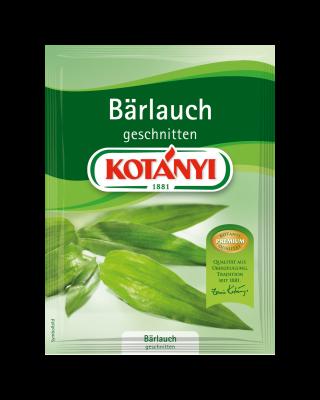 Kotányi Bärlauch geschnitten im Brief
