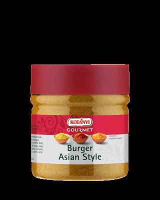 Kotányi Gourmet Burger Asian Style in der 400ccm Dose