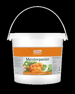 Kotányi Gourmet Meisterpanier im 6kg Eimer
