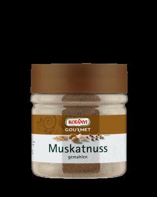 Kotányi Gourmet Muskatnuss gemahlen in der 400ccm Dose