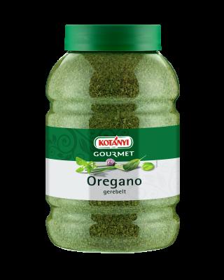 Kotányi Gourmet Oregano gerebelt in der Dose