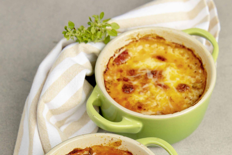 Kartoffel-Lasagne mit VEGGY Calssic