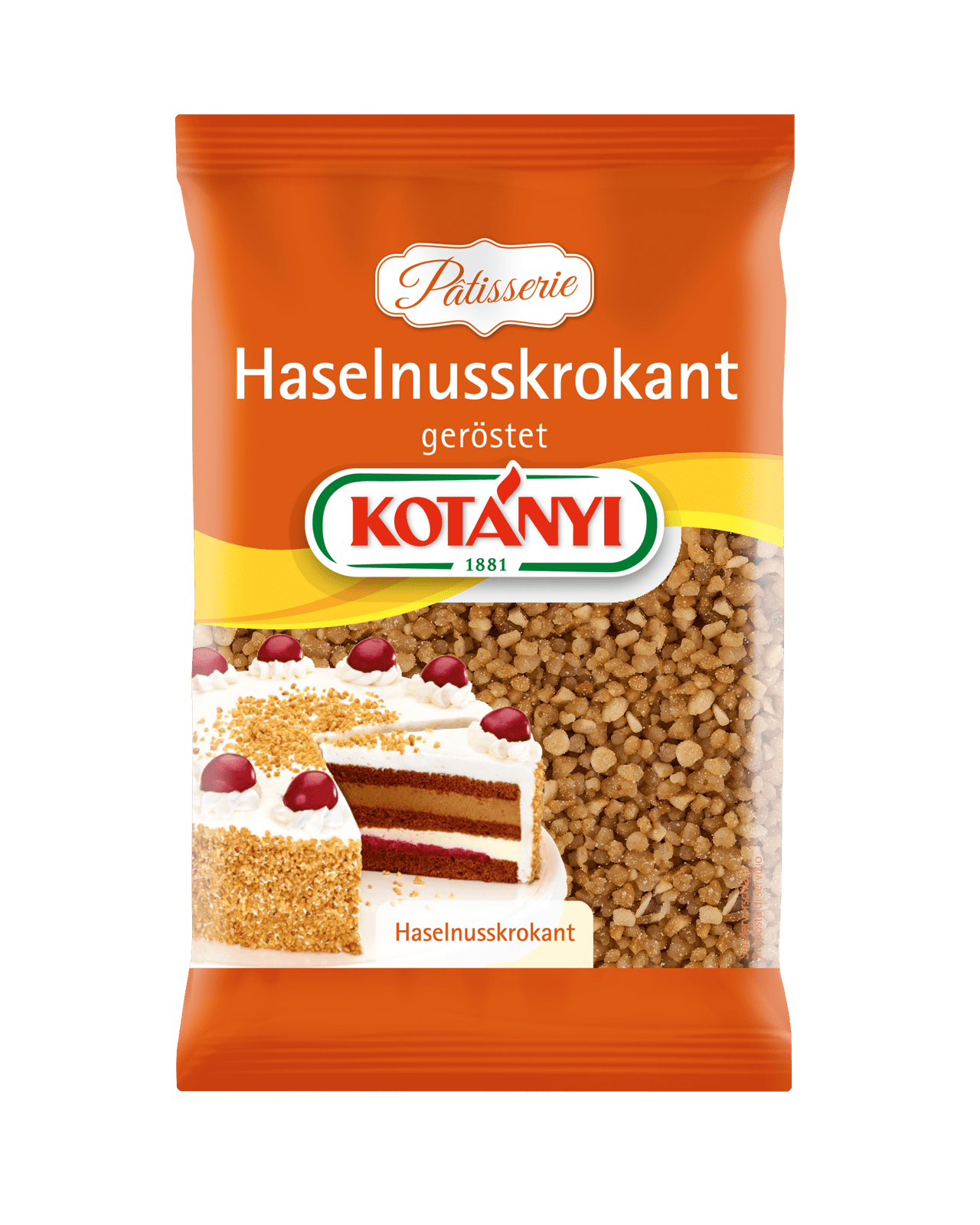 Kotányi Haselnusskrokant geröstet im 100g Beutel