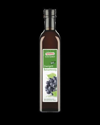 Kotányi Gourmet Bio Zweigelt Balsamessig in der 500ml Flasche