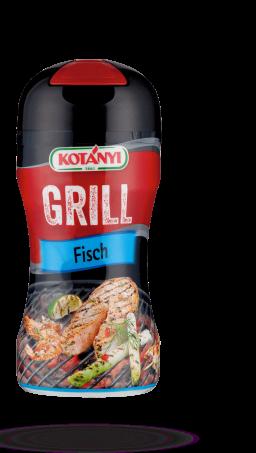 Kotányi Grill Fisch in Streudose