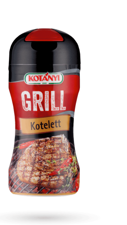Kotányi Grill Kotelett in der Streudose