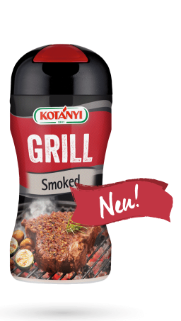 Kotányi Grill Smoked in der Streudose