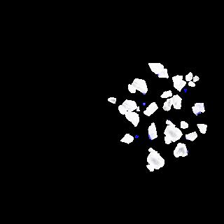 Persiensalz Körner