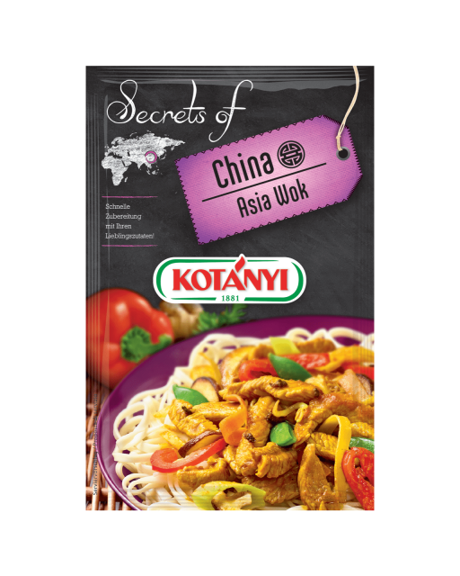 Kotányi Secrets Of China in der Briefpackung