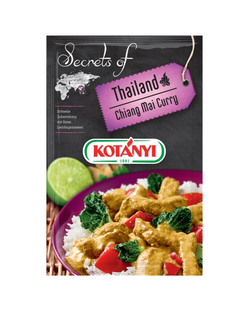 Kotányi Secrets Of Thailand in der Briefpackung