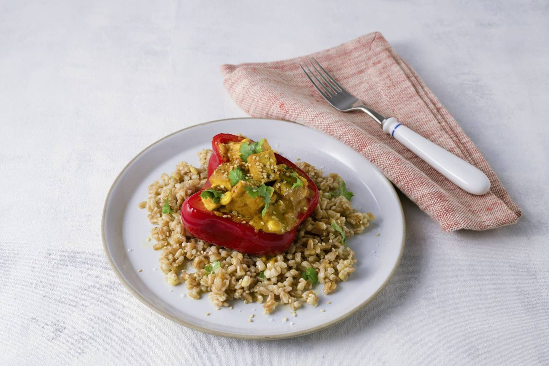 Tofu In Paprika