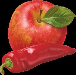Apfel Paprika Kotanyi 2