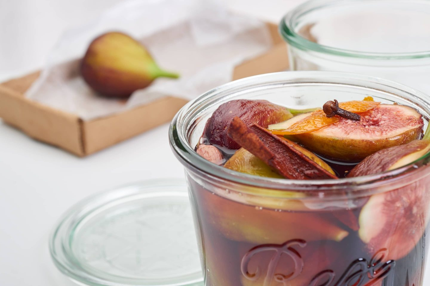 Figs In Vinegar With Sherry