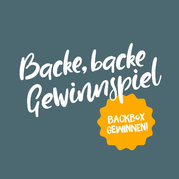 Promo Backe Backe Gewinnspiel Stoerer Smooth