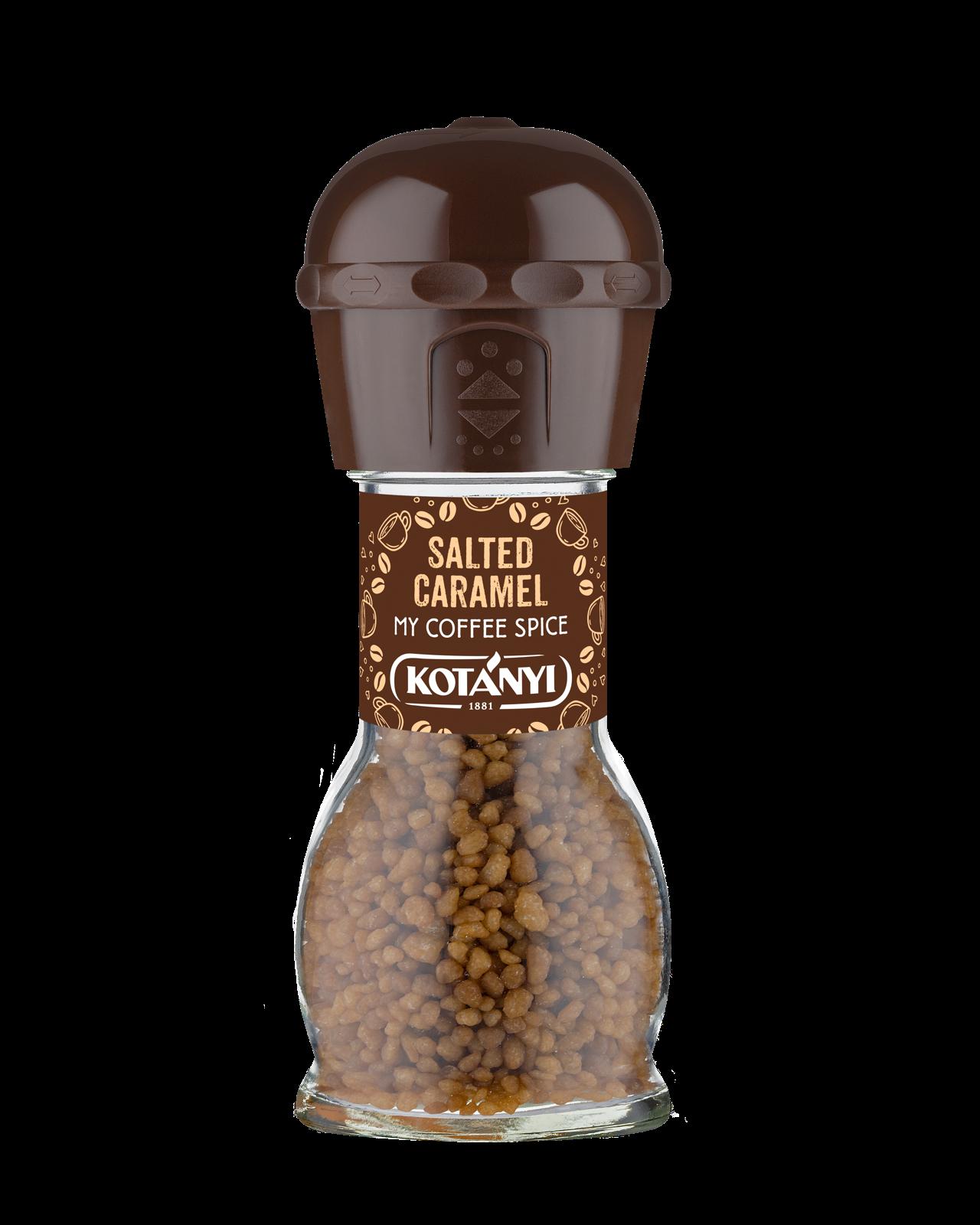 Salted Caramel Kotanyi Muehle Edit