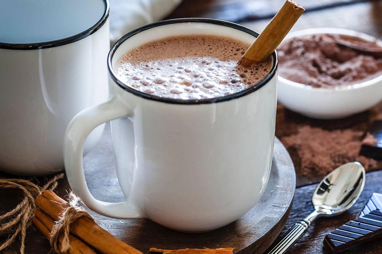 Zimt Chocolate Caliente