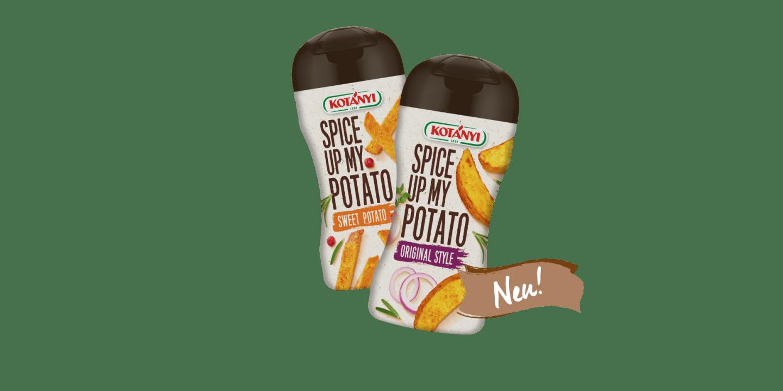 2 Streudosen von Spice Up My Potato