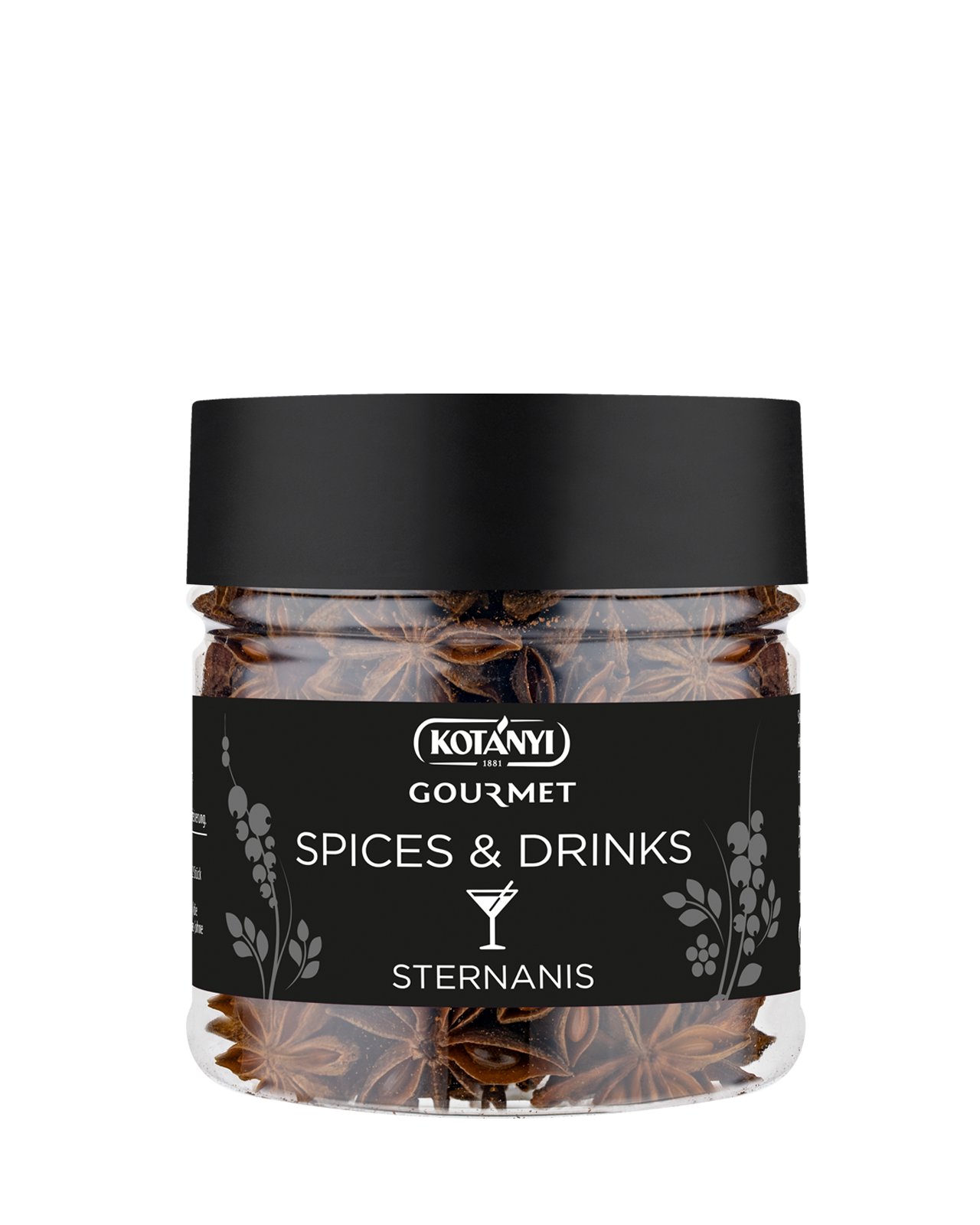 Sternanis Spices And Drinks in der Dose mit 400ccm