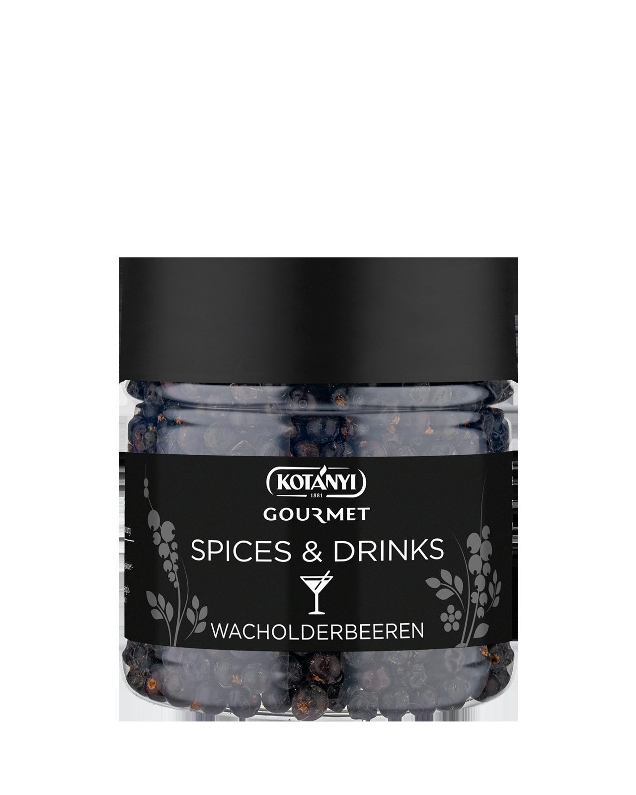 Wacholderbeeren Spices And Drinks Dose mit 400ccm