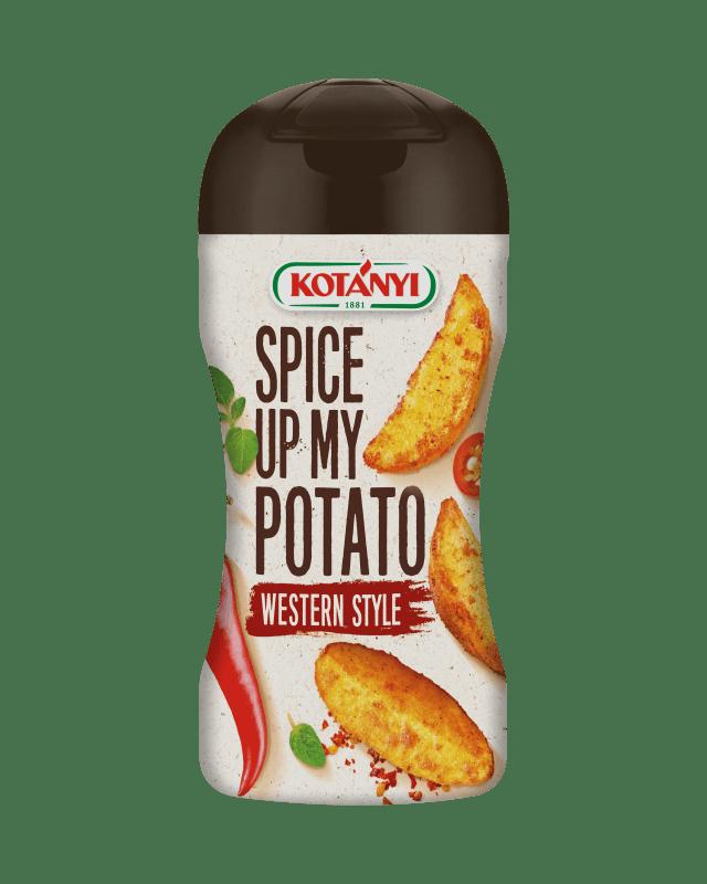 Kartoffelgewürz Western Style in der Streudose