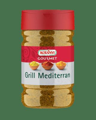 Grill Mediterran Grillgewürz in der 1200ccm Dose von Kotanyi Gourmet
