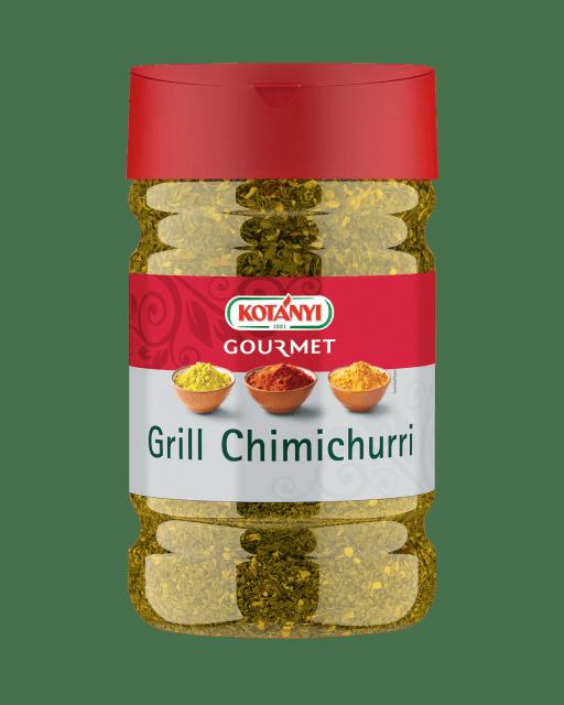 Grill Chimichurri Grillgewürz in der 1200ccm Dose von Kotanyi Gourmet