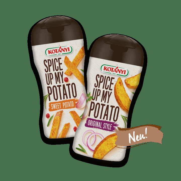 2 Shaker Dosen von Spice up my Potato