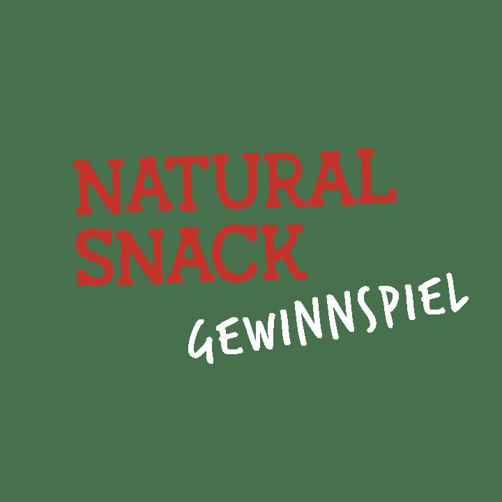 Gewinnspiel Natural Snack Edit