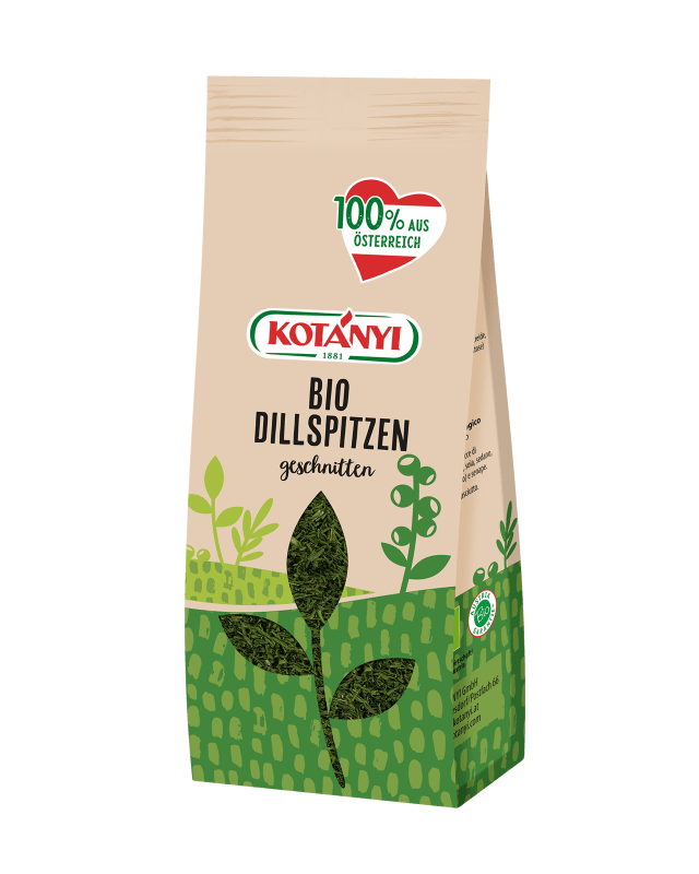 Bio Dillspitzen Vorratspackung Kotanyi 0522015