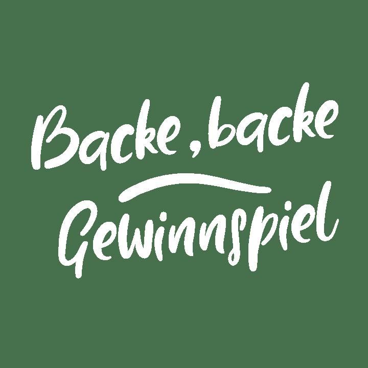 Backbacke Gewinnspiel Teaser